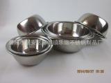 厂家直销不锈钢无磁反边调料缸 加深加厚 和面多用盆 味斗 促销