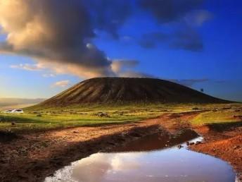 扎营 火山群露营+英仙座流星雨 **一期 探秘火山草原之旅