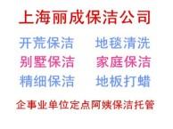 青浦区赵巷镇保洁公司 家庭/别墅/店铺保洁 地板打蜡 擦玻璃