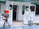 西城步行街附近花藝美甲店轉讓可做婚慶書吧咖啡廳