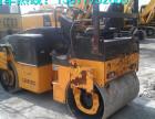 青岛二手压路机买卖市场 旧30吨胶轮价格