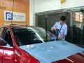 汽车专业贴膜正品3M,漆面镀晶,原车导航,真皮座椅