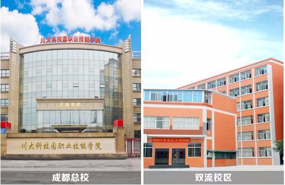 我发现了一座很好的学校 川大科技园职业技能培训学院