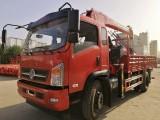 东风随专单桥可选装5吨 6.3吨. 7吨 8吨 10吨随车吊