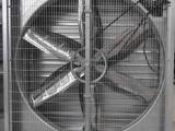 温室大棚推拉式负压风机安装