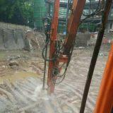 挖改钻机一次进杆5.5米