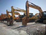山西忻州二手60挖掘机 小松60 70 80小型挖土机精品