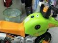 儿童电动摩托车
