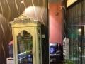 尚都美甲店转让,把角位置,展示面15米,扶梯口。