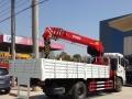 东风牌石煤2-12吨随车吊
