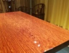 巴花大板桌老板桌餐桌茶桌茶几会议桌画案办公桌