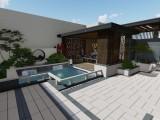 沈阳私家别墅庭院花园景观工程设计一园宿园艺景观