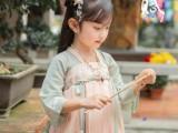 中国风改良汉服女童装 深圳乐晴科技有限公司
