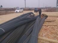 采购旧钢筋丹东螺纹钢回收高价求购库存积钢筋旧货回收
