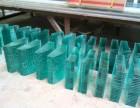上海热熔玻璃叠纹玻璃叠层玻璃加工玻璃幕墙