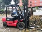 自家厂子用的杭州3.5吨叉车低价转让