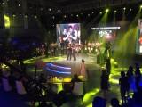 广州大型晚会活动策划公司提供舞美设计搭建服务