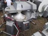 長期回收二手不銹鋼斬拌機 食品加工設備
