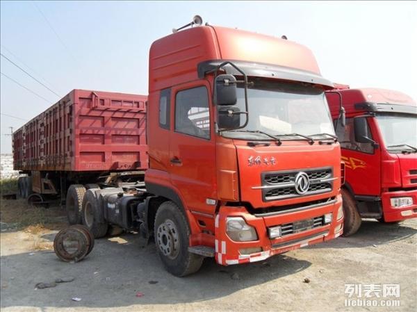 低价出售东风天龙,解放j6,陕汽德龙,欧曼双驱半挂车