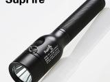 SupFire正品 防爆强光手电筒 D6 巡逻隔爆充电手电 本安