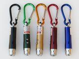 红外线激光教学灯/紫外光验钞灯/LED小手电 三合一 激光笔