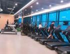 江汉4000平超大空间健身中心 帝濠森