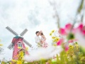 米兰春天婚纱摄影 ,巨资打造,开创摄影新基地