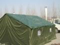 三层加厚棉工地建筑施工帐篷批发