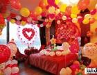北京婚礼气球布置 氦气球装饰 节庆用品 气球造型装饰