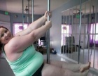 娄底较专业的钢管舞教练培训,华翎舞蹈连锁学校