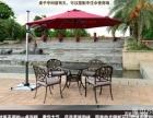 扶手花饰铁桌椅 钦州现代家具 百色英式家具