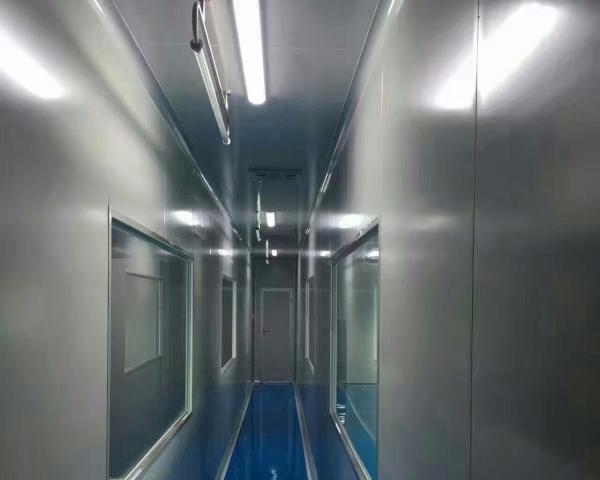 株洲食品药品车间净化工程 无尘车间就找长沙宏平净化