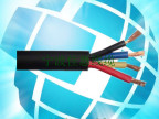 电线RVV4*0.75 平方家用电线/国标/足米电线 V