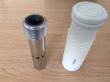 开放式高压喷枪碳化硼喷嘴 单双进风8MM10MM12MM