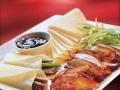 正宗北京烤鸭宴会餐啤酒烤鸭的制作方法以及视频图片