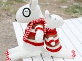 厂家供应超人气毛绒大眼羊玩具 时尚促销玩具 新奇卡通玩具