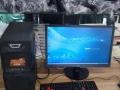 网吧游戏机子 带24寸显示器