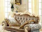 专业沙发翻新改色换布艺换皮革