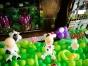 宝宝宴以及夜场场地布置豆豆气球为您增添光彩