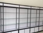 韶关货架展架 4s店展柜汽车美容精品展柜玻璃展示柜