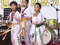 通州 专业少儿跆拳道培训班 武夷花园 跆拳道训练班