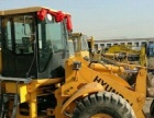 铲车、挖掘机等工程机械优惠转让及租赁