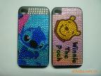 iPhone4手机保护套;铝壳保护套;网孔保护套