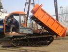 武汉改装履带四不像运输车 定做四驱爬坡履带运输车