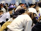 广州舞缘六社街舞培训中心 全日制训练的街舞教练班