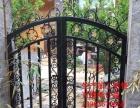 订做pvc护栏塑钢护栏铝艺护栏围墙护栏铁艺门