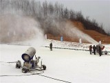 滑雪场全自动造雪机厂家 雪乡雪村景区做活动大小型造雪机