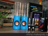 工厂批发七彩水舞音箱 创意插卡蓝牙音箱 喷水插卡蓝牙水舞音箱