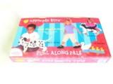 木制玩具 拖拉玩具狗 拉线斑点狗 宝宝益智玩具3-6岁