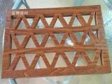 木紋鋁窗花多少錢一平方